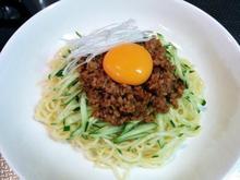39クッキング【Go To ジャージャー麺】
